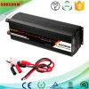 инвертор солнечной силы UPS 12V 24V 48V инвертора/инвертора силы 6000W с заряжателем индикации LCD