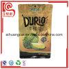 Virutas secadas Ziplock plástico del Durian del papel de aluminio que empaquetan el bolso