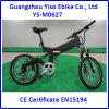 Vélo se pliant électrique de 20 pouces E avec le bâti d'alliage d'aluminium