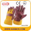 De Industriële Handschoenen van de Veiligheid van de Hand van het Werk van het Leer van het Meubilair van de zweep (310071)