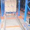 Racking Semi-Automated da pálete da canela