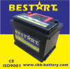 China-Fabrik hochwertiges 55ah 12V SMF Batterie-Autobatterie DIN55559-Mf anstellend