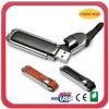 Lederner USB-Flash-Speicher-Feder-Antrieb