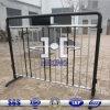La alta calidad de la barrera de control de multitudes tubo soldado valla