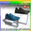 Sostenedor de acrílico creativo de la exhibición del zapato del nuevo diseño 2015