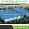 Het Prefab Industriële Metaal ASTM prefabriceerde het Pakhuis van de Bouw van de Opslag van de Structuur van het Frame van het Structurele Staal (uitgevoerde 200000MT)