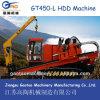 Perforadora subterráneo del tendido de tuberías HDD