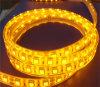 Alta tira flexible del brillo 120LEDs los 9.6W/M LED