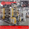 6 Colores Flexo Papel Impresión Máquina (CH886)