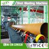 Qgwの一連のOEM/ODMの鋼管の壁そして外のショットブラスト機械