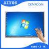 OS van het venster zet het MultiComité van de Aanraking de Muur van 50 Duim Digitale Kiosk op