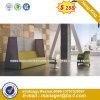 A europa moderna concepção de couro de metal de aço Aguardando Office sofá (HX-S67)