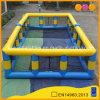 Campo da giuoco gonfiabile di pallavolo della spiaggia per gli sport e la ricreazione (AQ18109)