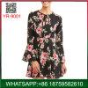 2018 봄 형식 디자인 여자 긴 소매 복장 도매