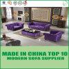 Jogo do sofá da mobília da sala de visitas da tela de Chesterfield da alta qualidade