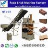 Entièrement automatique Appuyez sur la touche de verrouillage hydraulique de la machine de production de briques Lego
