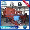 Singola trinciatrice dell'asta cilindrica di Pnds per il tubo di plastica del PVC del LDPE dell'HDPE