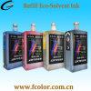 Qualidade de tinta Solvente ecológico do Galaxy para Dx5 Dx7 Impressora solvente