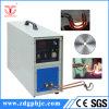 Máquina de calefacción de alta frecuencia rápida de inducción 20kVA del segmento que cubre con bronce