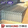 Los elementos prefabricados Pre-Painted la hoja de acero para instalación en pared