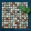 2018 Manual de Estilo Handpick ladrillo Mosaico en Foshan China (BMM09)