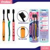 Toothbrush adulto com cerdas Superfine 0.01mm 2 em 1 bloco 863 da economia