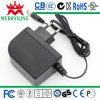 12VDC 2A Pared-Montan el adaptador de la energía de las cámaras de vigilancia del CCTV