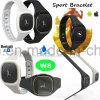 Braccialetto astuto di Bluetooth del nuovo Wristband con W8 impermeabile