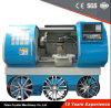 Jantes de liga leve CNC Recondicionar Reparo da roda de carro da máquina torno mecânico