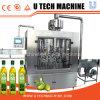 Máquina de rellenar del buen petróleo automático del surtidor
