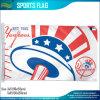 Флаг x5 напечатанного бейсбола 3 янки официального MLB нью-йорка полиэфира '