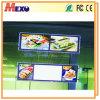Publicité sur les aliments Table d'affichage acrylique, boîte à lumière en cristal LED (CDH03)