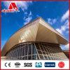 20 ans de la garantie PE/PVDF de fournisseur composé en aluminium enduit du panneau Acm/Aluminium