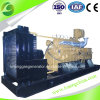 물 Cooled 150kw Turbine Power Natural Gas Generator Price