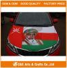 Projetar a bandeira do carro/a tampa da capa motor de automóveis