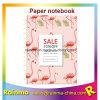 Горячая продажа школьных Custom спираль ноутбук, ноутбук бумаги