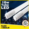 Nous vente chaude ! ! UL Listed de 4ft Ballast Compatible Linear T8 Lamp 12W 18W Compatible Ballast DEL Tube Dlc