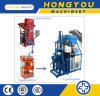 Di Hy1-10 macchina per fabbricare i mattoni idraulica automatica dell'interruttore di sicurezza dell'argilla in pieno Lego interrare blocco