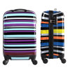 ABS Luggage Fall mit Color Strip