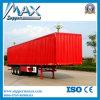 3 as 50 Ton Truck Van Type Semi Aanhangwagen voor Verkoop