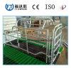 Equipamento de exploração agrícola/caixas de parada galvanizadas do porco para a venda