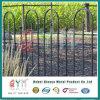 Puder beschichtete Garten-Zaun-/bearbeitetes Eisen-Garten-Zaun-Zubehör