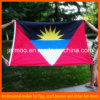 Polyester Tissu d'impression Les drapeaux des pays