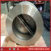 Disco Duplo de Aço Inoxidável da Válvula de Retenção de wafers