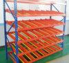 Rack de fluxo de caixa para sistema de colheita de armazém