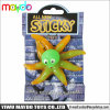 Lo Splatter appiccicoso di plastica molle delle creature della novità scherza il giocattolo