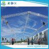 Truss de concertos de trilho de telhado de alumínio usado para o desempenho em grande escala