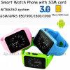 2017 de Hete Verkopende Slimme Telefoon van het Horloge met Bluetooth G11