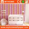 Chambre de bébé coloré de papier peint de haut grade