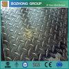 Plat antidérapage en aluminium de la qualité 6070